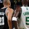 Kevin Garnett y Tim Duncan: Dos caras de la misma moneda