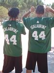 Sos�, Fan NBA de Brian Scalabrine
