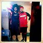 Daniello, Fan NBA de Dwyane Wade
