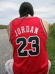 Zerf, Fan NBA de Michael Jordan