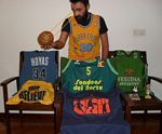 Chaly, Fan NBA de Stephen Curry