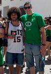 Carlos, Fan NBA de Vince Carter