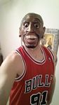 Nachauskas, Fan NBA de Dennis Rodman