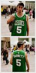 Hipnotik, Fan NBA de Kevin Garnett