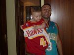 Guimin, Fan NBA de Spud Webb