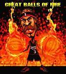 Caricatura NBA de Allen Iverson por Caye