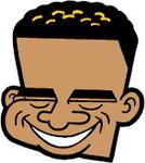 Caricatura NBA de Kendall Gill por JoeNetsFan