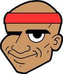Caricatura NBA de Vince Carter por JoeNetsFan