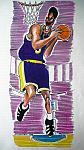 Caricatura NBA de Kobe Bryant por Miguel Garc�a Viso