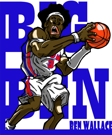 Ben Wallace - Images
