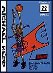 Caricatura NBA de Michael Redd por Makoto