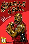Caricatura NBA de Shaquille O'Neal por Makoto