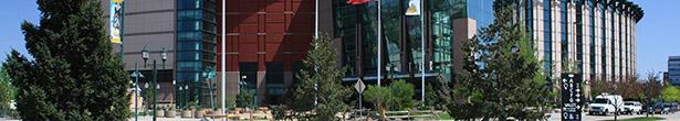 Denver Nuggets Pepsi Center