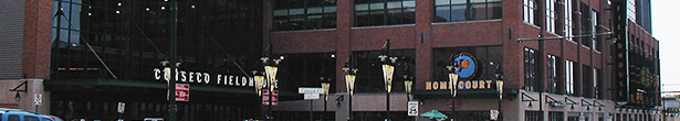 Indiana Pacers Bankers Life Fieldhouse