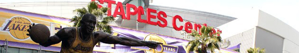Los Angeles Lakers STAPLES Center