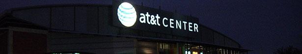 San Antonio Spurs AT&T Center