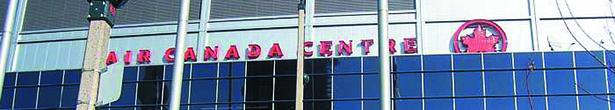 Toronto Raptors AirCanada Centre