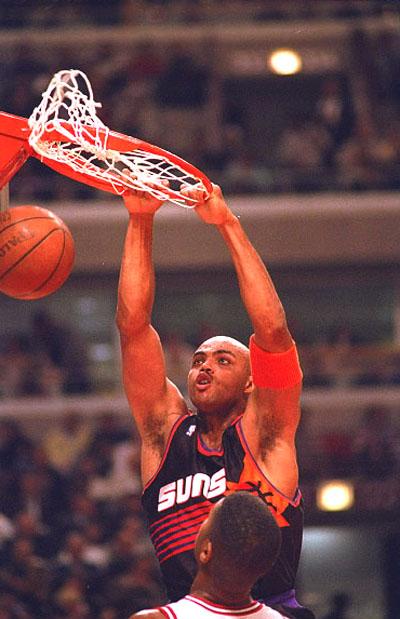 Suns vs Warriors 1994 WC 1st Round Game 3 (Barkley vs ...