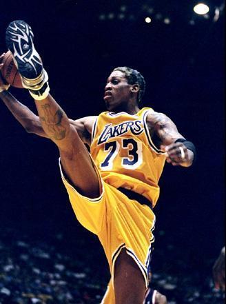 Galera De Fotos NBA De Dennis Rodman