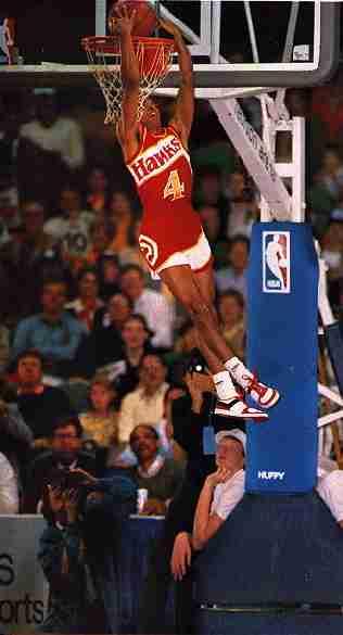 Galería de fotos NBA de Spud Webb - UltimateNBA.com
