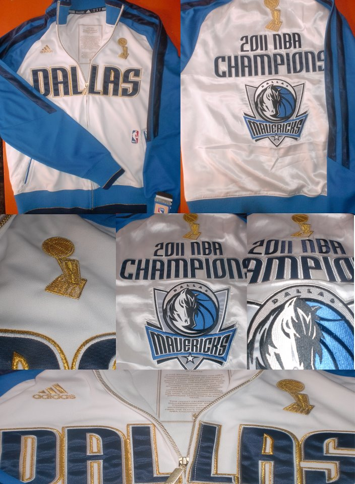 nba championship track jacket dallas mavericks