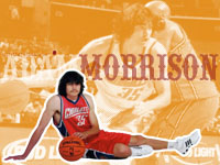 Wallpaper Adam Morrison