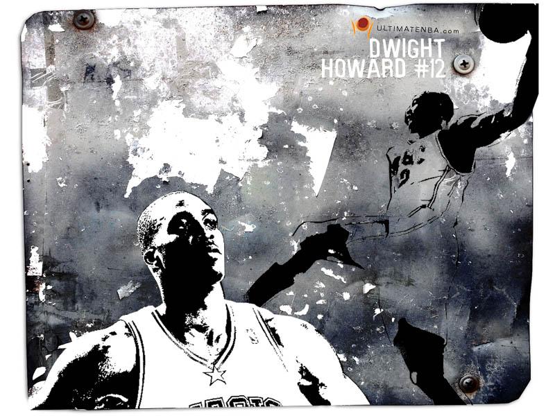 dwight howard wallpaper. Wallpapers Dwight Howard NBA