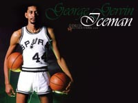 Wallpaper George Gervin