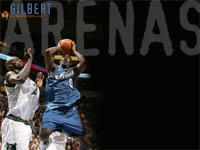 Wallpaper Gilbert Arenas