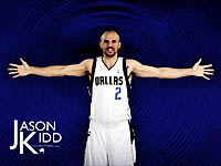 Wallpaper Jason Kidd