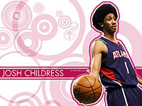 Wallpaper Josh Childress