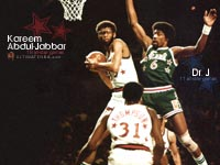 Wallpaper Julius Erving