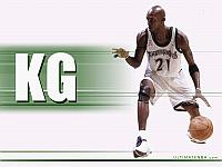 Wallpaper Kevin Garnett