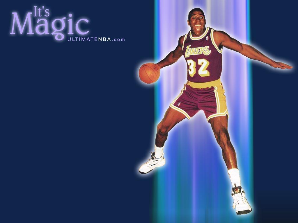 Magic Johnson - Picture