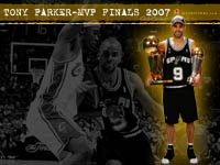 Wallpaper Tony Parker