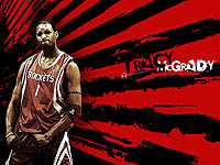 Wallpaper Tracy McGrady
